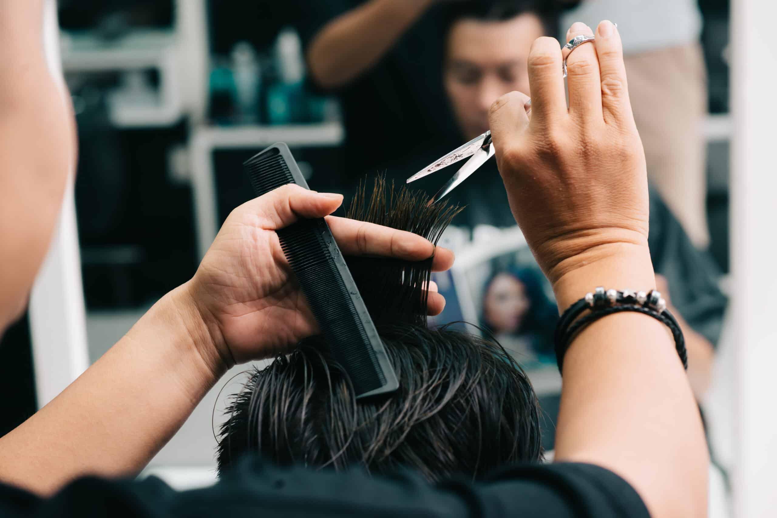 Friseur Geschlossen